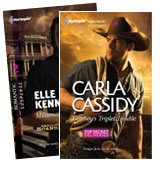 Harlequin� Romantic Suspense