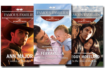The 2012 Famous Families Collection